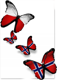 Tłumacz przysięgły języka norweskiego w Norwegii | Biuro tłumaczeń w Norwegii